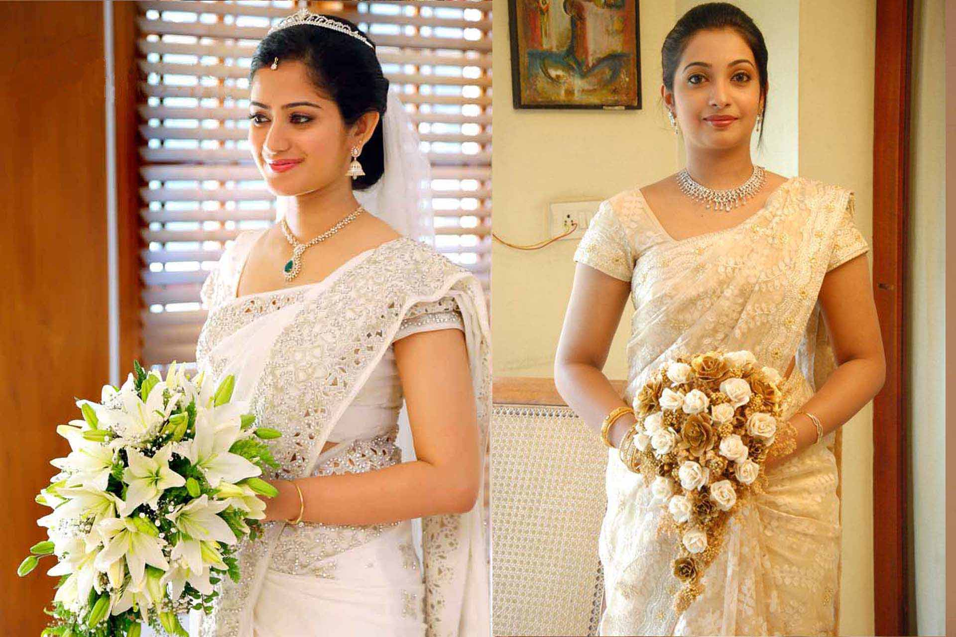 Christian Bridal Gowns For Rent In Chennai : Akssha parlour bridal make up gallery best makeup in